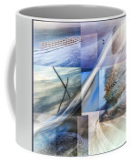 Sea Water Art Coffee Mug