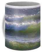 Sea Waves Coffee Mug