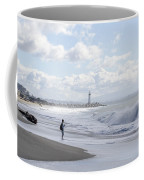 Seabright Beach Coffee Mug