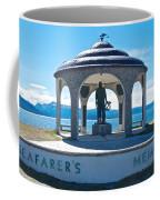 Seafarer's Memorial On Homer Spit-ak Coffee Mug