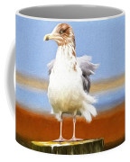 Seagull Colors Coffee Mug