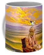 Seagull Man 6 Coffee Mug
