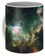 Seagull Nebula Coffee Mug