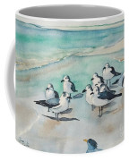 Seagull Party Coffee Mug
