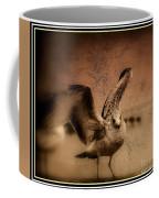 Seagull Ready To Fly Coffee Mug
