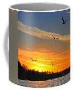 Seagull Serenity Coffee Mug