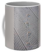 Seagull Tracks Coffee Mug