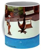 Seal And Ball Coffee Mug