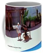 Seal And Trainer Coffee Mug