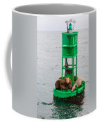Seal Nap Time Coffee Mug