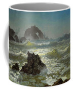 Seal Rock California Coffee Mug