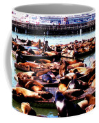 Seal Wharf Coffee Mug