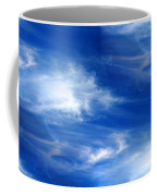 Seamless Background Sky Coffee Mug