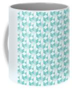 Seamless Pixel Pattern  Coffee Mug