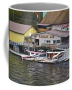 Seaplane Parking Coffee Mug
