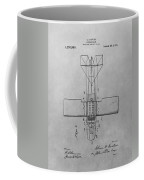 Seaplane Patent Drawing Coffee Mug