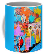 Search Of Lost Time In Venice Coffee Mug