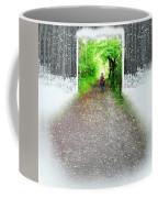 Searching Better Weather Coffee Mug