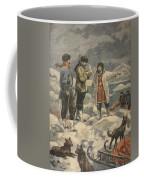 Searching For Andree, News! Coffee Mug