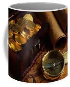 Searching For The Gold Treasure Coffee Mug