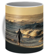 Searching For The Perfect Wave Coffee Mug