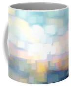 Seascape Abstracted Coffee Mug