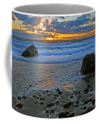 Seascape At Marthas Vineyard Coffee Mug