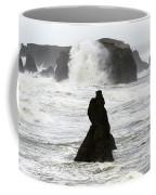 Seascape Bandon Oregon 1 Coffee Mug