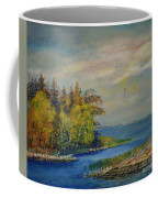 Seascape From Hamina 3 Coffee Mug