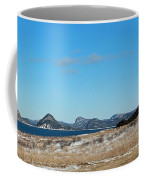Seascape - Panorama Coffee Mug by Barbara Griffin