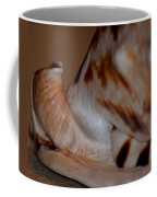 Seashell Abstract 1 Coffee Mug