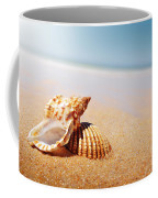 Seashell And Conch Coffee Mug