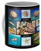 Seashell Collection 2 Coffee Mug