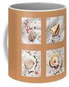 Seashell Collection II Coffee Mug