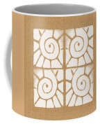 Seashell Tiles Coffee Mug
