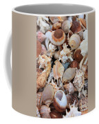 Seashells - Vertical Coffee Mug