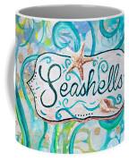 Seashells IIi Coffee Mug