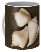 Seashells Spectacular No 4 Coffee Mug by Ben and Raisa Gertsberg