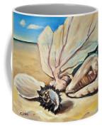 Seashore Shell Still Life Coffee Mug