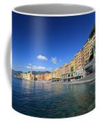 seaside in Camogli Coffee Mug