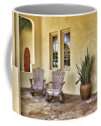 Seaside Patio Coffee Mug