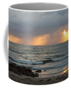 Seaside Rainstorm Coffee Mug