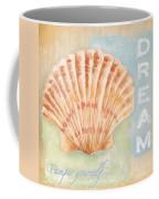 Seaside Retreat-d Coffee Mug by Jean Plout
