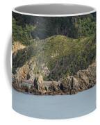 Seaside Rocks Coffee Mug
