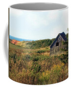 Seaside Shed - September Coffee Mug