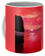 Seaside Sunset Coffee Mug