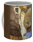 Seasnakes And Squiggles Coffee Mug