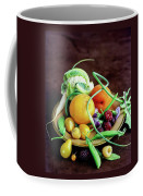 Seasonal Fruit And Vegetables Coffee Mug