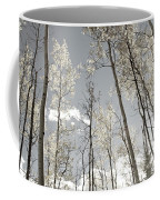 Silver Birch  Coffee Mug
