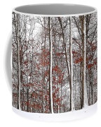 Seasons Converge Coffee Mug
